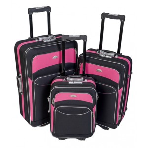 walizki komplet 101
